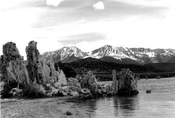 monolake and mountains